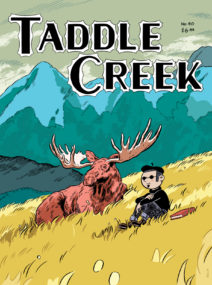 Taddle Creek No. 40 (Winter, 2017–2018)