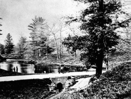 Photograph courtesy University of Toronto Archives